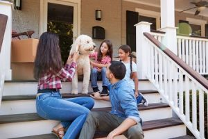 Dealing With Kids And Pets When Moving